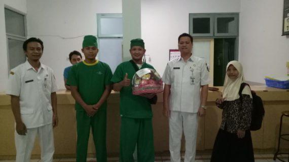 Cegah Covid -19 Meluas, Paramedis Jepara Dapat Dukungan Moril Dari LAZISMU