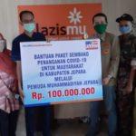 Bank Rakyat Indonesia Beri Kepercayaan Kepada Pemuda Muhammadiyah Jepara