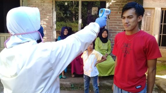 Kader  LLHPB tetap Eksis, Benarkah Desa  Bucu  Bebas Corona