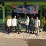 PCPM Mayong Jalin Silaturahim Dengan Koramil Dan Polsek Mayong