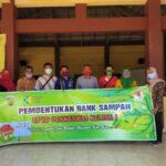 Kader Lingkungan Hidup Aisyiyah Jepara Pelopori Dan Hadiri Pembentukan Bank Sampah