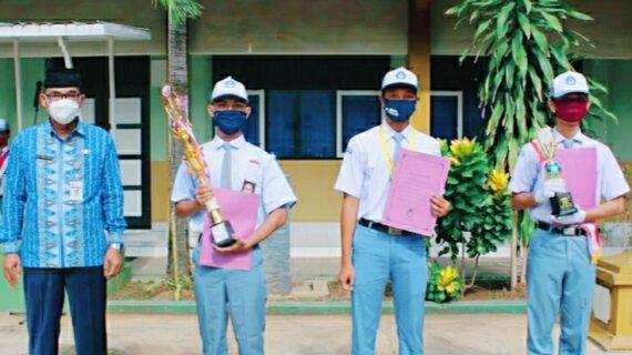 SMAMUMA Beri Penghargaan bagi Siswa dan Guru Berprestasi