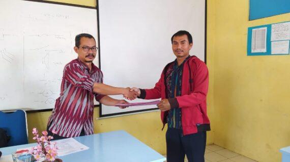Dikdasmen Keling Berikan SK Wakakur  SMK Muhammadiyah Keling
