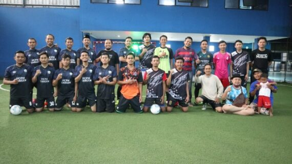 PCPM Kalinyamatan dan PCPM Sragen Main Futsal Bersama Untuk Menjalin Ukhuwah