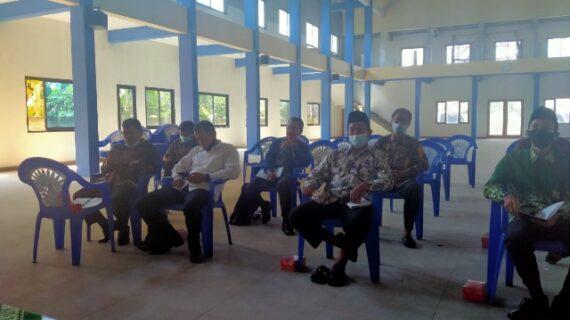 Jelang PPDB Dikdasmen PDM Jepara Adakan Rapat Bersama Kepala sekolah