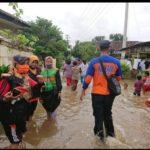 Aisyiyah Jepara Bantu Korban Banjir  Dorang