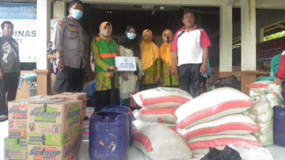 Aisyiyah Salurkan Bantuan Musibah Banjir Sumberrejo Donorojo Jepara