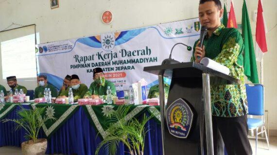 Rakerda Muhammadiyah Jepara, PDPM Tekankan Empat Titik Program