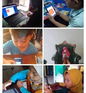 Orang Tua Siswa SD Muhammadiyah Kriyan Sambut Baik Sistem Penilaian Tengah Semester Berbasis CBT